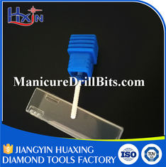 China Professional Cuticle Drill Bits , Ceramic E File Bits Fine / Medium / Coarse Type supplier
