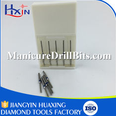 China Metal Handle Nail Dust Brush For Nail Drill Machine Acid / Alkali Resistance supplier